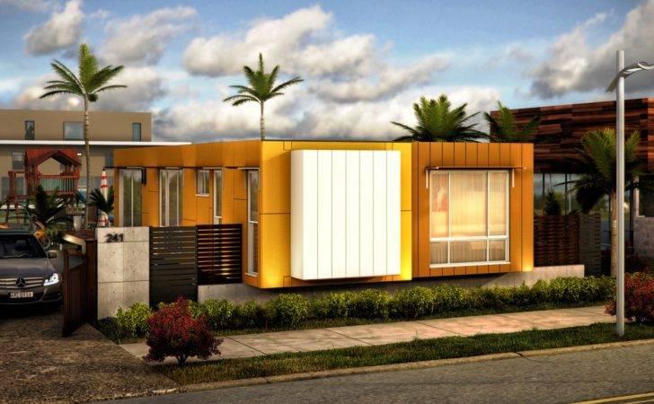 New Modern Modular Homes Affordable