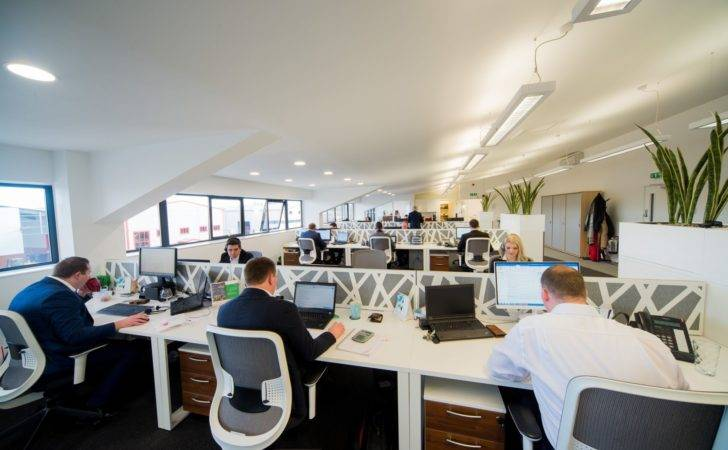 New Office Environment January