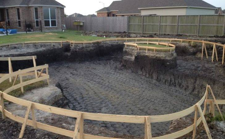 New Pool Build Baytown
