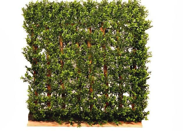 New Ready Made Artificial Boxwood Hedge Replica Plants