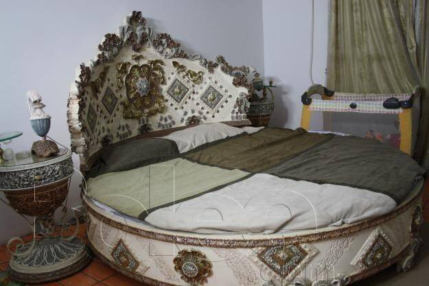 New Round Bedroom Set Sale Karachi