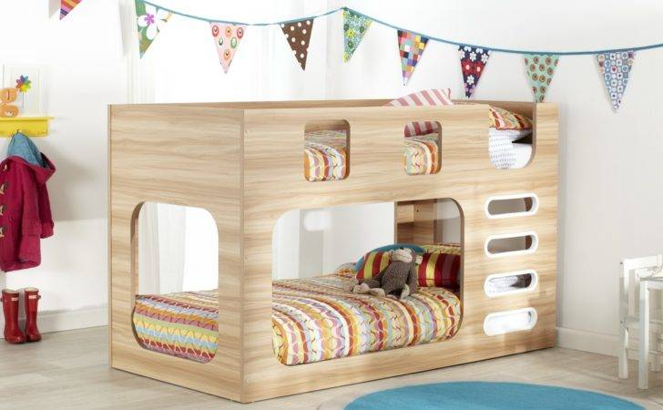New Saturn Bunk Available Oak All White Fortywinks