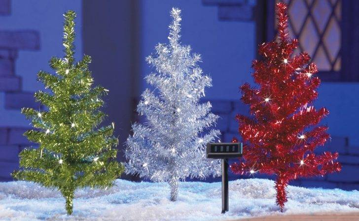 New Solar Powered Christmas Tree Cemetery Woodworking Classes