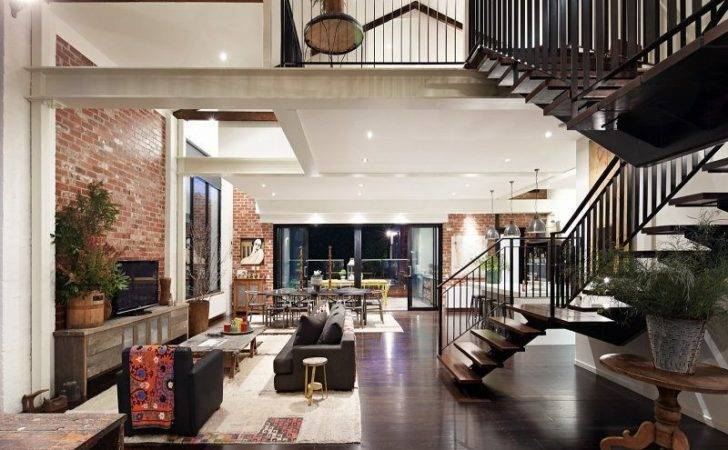 New York Inspired Warehouse Conversion Melbourne