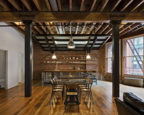 New York Loft Kitchens Design Remodel Decor Ideas