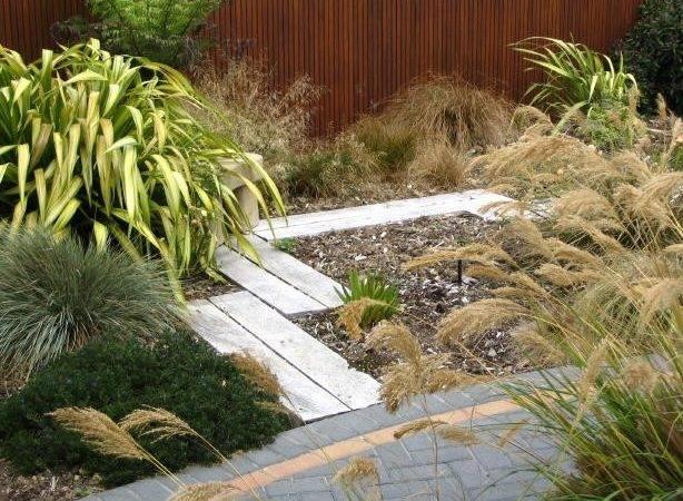 New Zealand Grass Garden