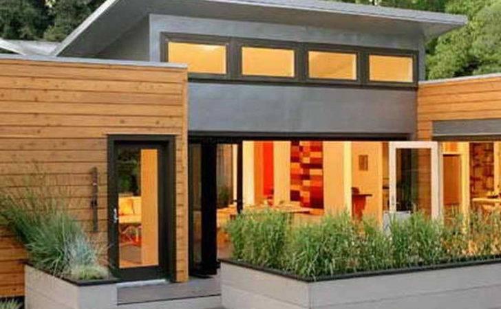 News Prefab Modern Homes Backyard Studio Shed