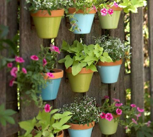 News Vertical Gardening Fence Materials Garden Plant Ideas