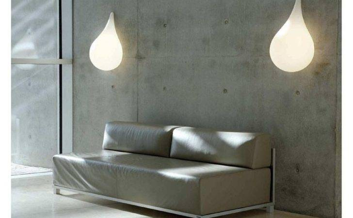 Next Drop Wall Lamp Design