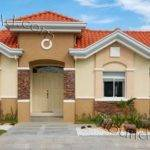Nice Bungalow House Philippines Color Combo Design