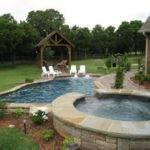Nice Hot Tub Gazebo Winter Timbercrafthomes Biz Pools