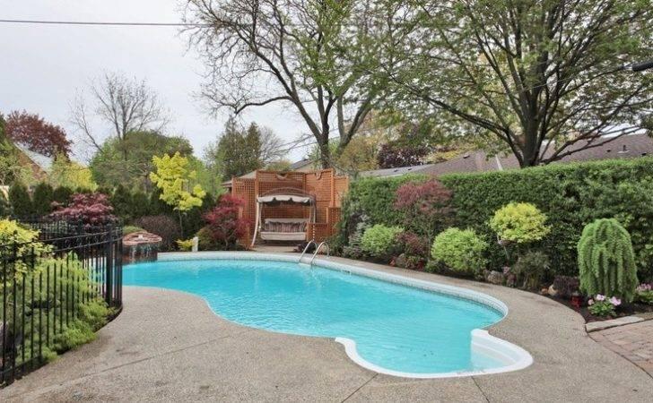 Nice Landscaping Around Pool Swimming Pools Pinterest