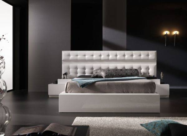 Nice Modern Bedroom Mfd Contemporary Sets