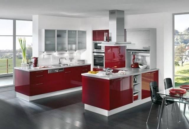 Nice Modern Kitchens Interior