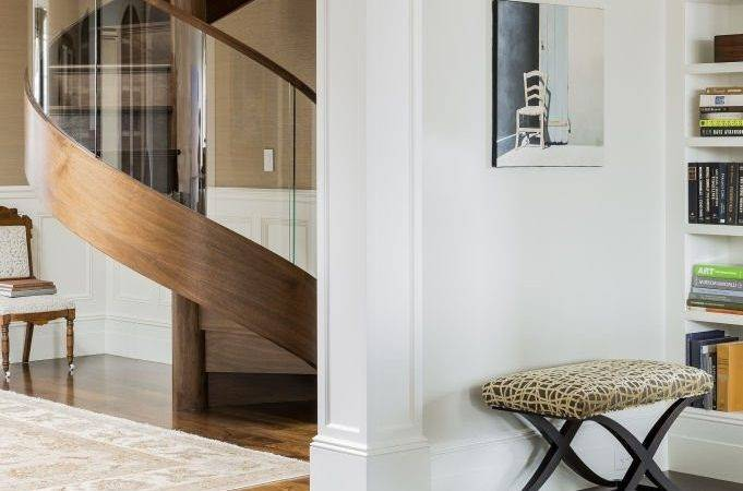 Nice Modern Spiral Staircase