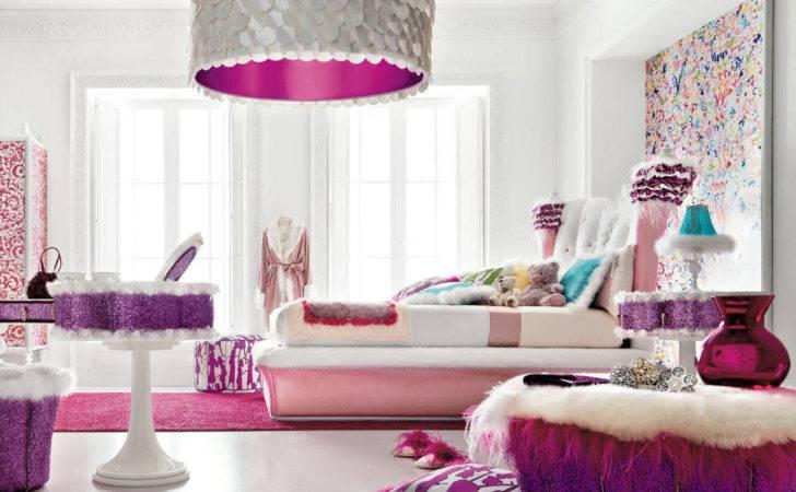 Nice Teenage Girl Bedroom Decorating Ideas