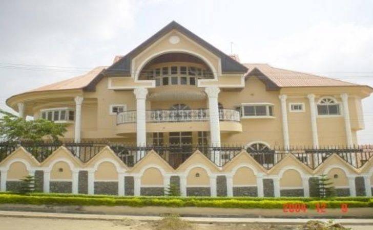 Nigeria House Plan Design Ghana Plans Houses