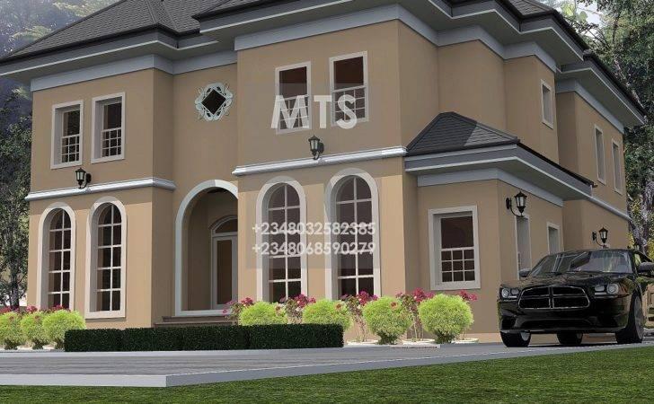 Nigerian Semi Detached House Plans Best Design Ideas