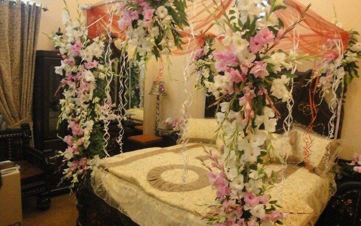 Night Classic Bedroom Decoration Wedding Design