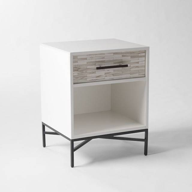 Nightstand Modern Nightstands Bedside Tables West Elm