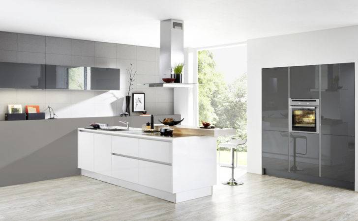 Nolte German Kitchen Lux High Gloss Handleless