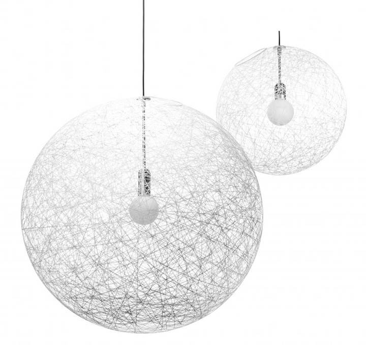 Non Random Lamp Moooi Lighting Sample Sale Pin