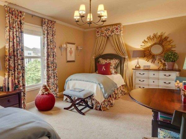 Non Traditional Colors Ideas Baby Girls Rooms