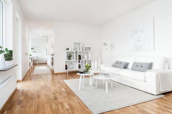 Nordic Interior Design Apartment