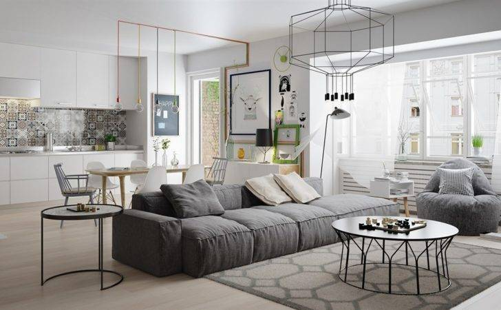 Nordic Interior Design Your Cheerful Living Room Roohome
