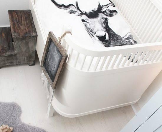 Nordic Nursery Baby Pinterest