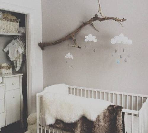 Nordic Nursery Interior Design