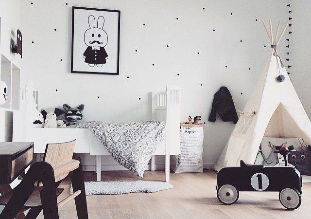 Nordic Nursery Kids Rooms Scandinavian Style
