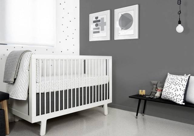 Nordic Nursery Modern
