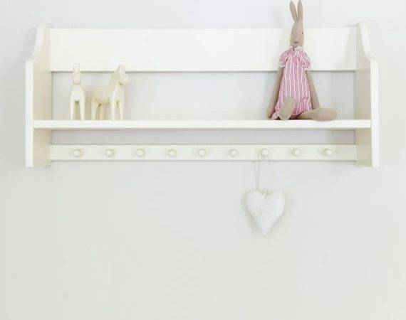 Nordic Nursery Shelf Hooks Baby Pinterest