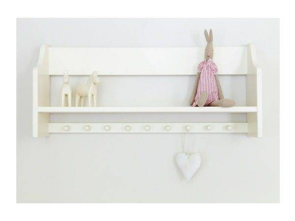 Nordic Nursery Shelf Hooks Pinterest