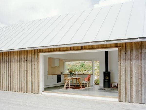 Nordic Style Summer House Cottage Pinterest