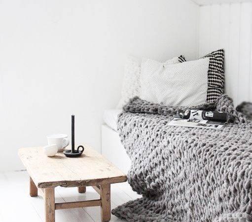 Nordic Summer Home Sampleboard