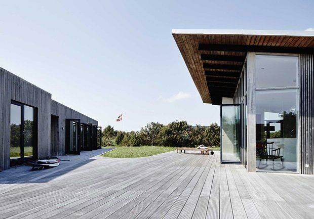 Nordic Summer House Architecture Pinterest