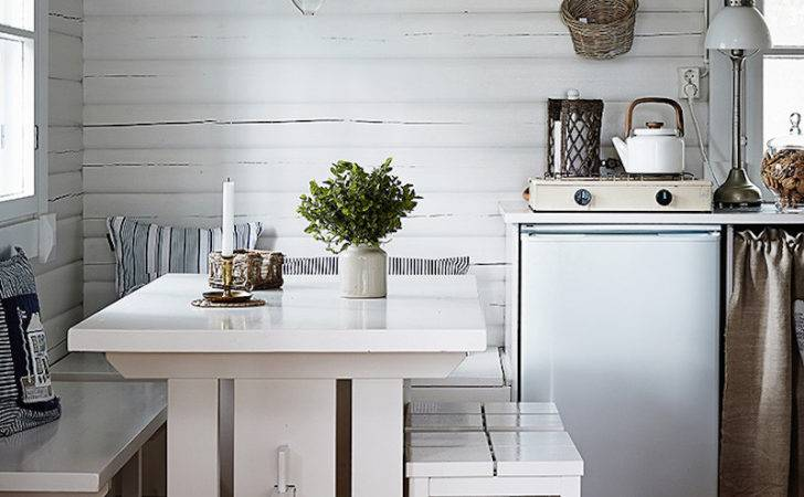 Nordic Summer House Meets Beach Style
