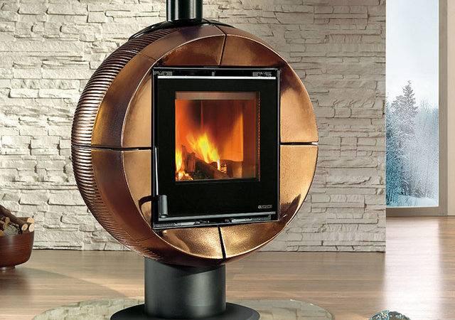 Nordica Wood Burning Stoves Modern