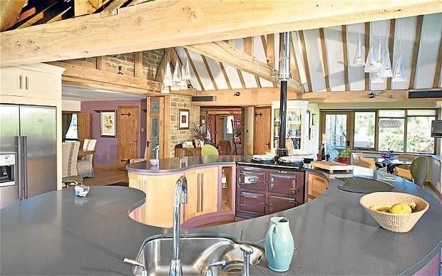 Northamptonshire Homes Fabulous Kitchens