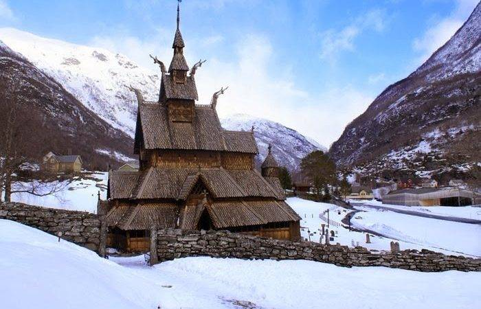 Norwegian Architectural Heritage Considered National