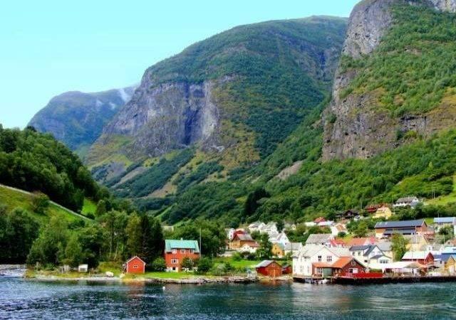Norwegian Fjords Norsk Heritage Pinterest