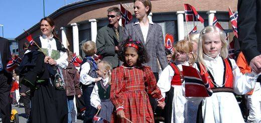 Norwegian Heritage American