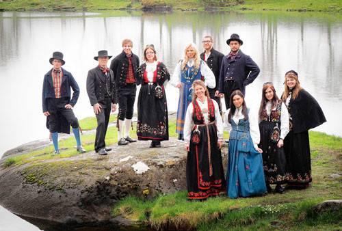 Norwegian Reality Show Casting Americans Nordic Heritage