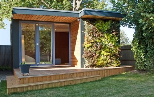 Now Call Garden Shed Home Office