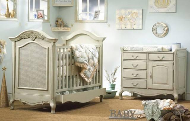 Nurseries Design Girls Baby Furniture