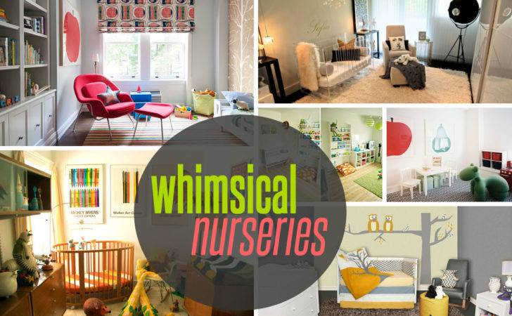 Nurseries Design Themes Five Nursery Whimsical Style