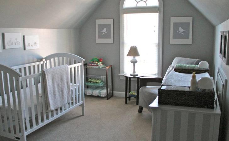 Nursery Decor Gray