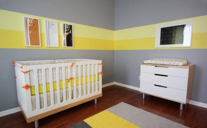 Nursery Trend Alert Color Blocking Project
